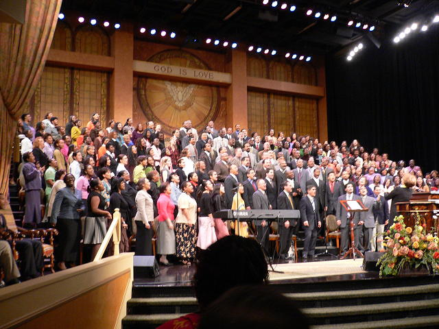 Gospel by Brooklyn Tabernacle Choir  Channel Sushi a76dd3bcb8c